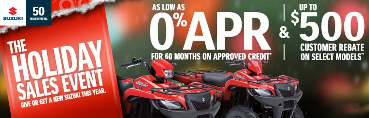 The Holiday Sales Event (KingQuad)