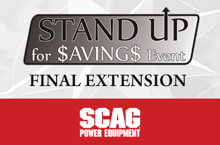 Stand Up For Savings Event - Final Extension