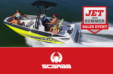 Jet Into Summer Sales Event