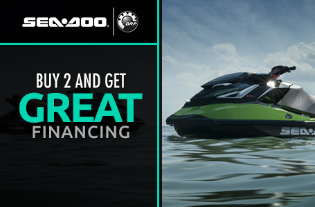 Buy 2 And Get Great Financing