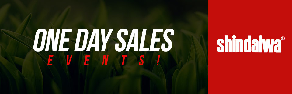 One Day Sales Events!
