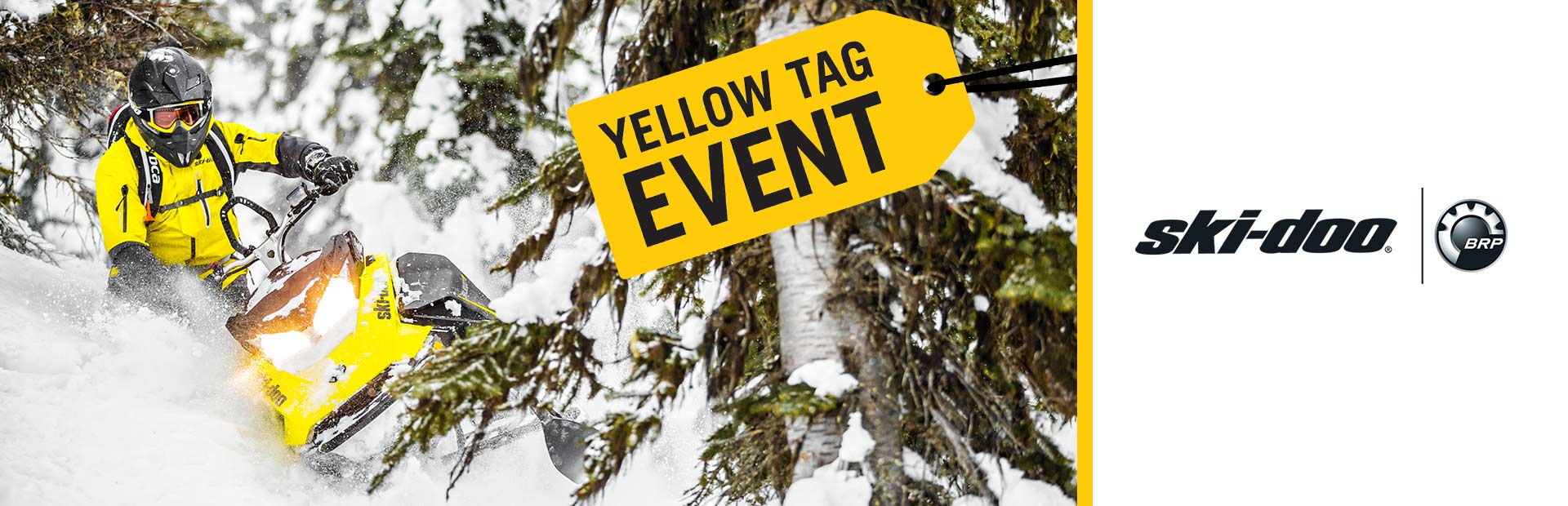 Ski-Doo: Yellow Tag Event (Ski-Doo)