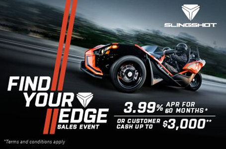 Find Your Edge Sales Event