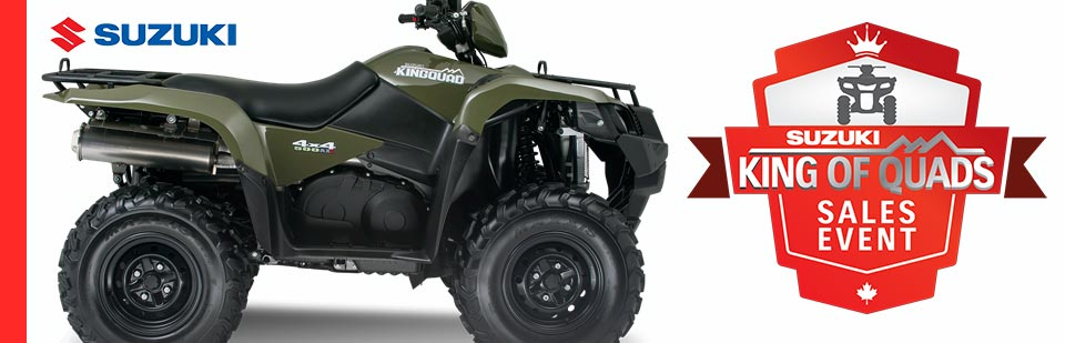 King Of Quads Sales Event