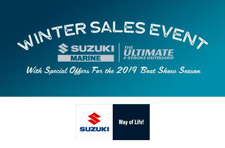 Suzuki Winter Sales Event