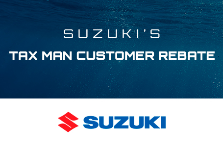Suzuki Tax Man Customer Rebates
