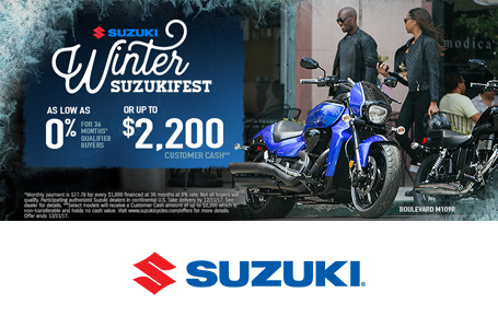 Winter Suzukifest