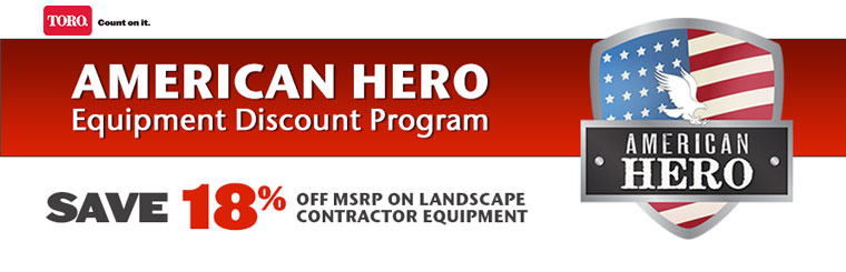 American Hero Equipment Discount Program
