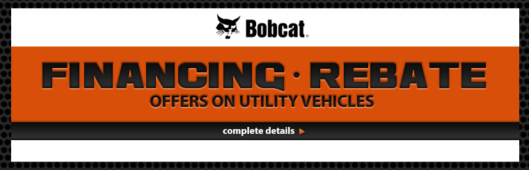 Financing/Rebate Offers on Utility Vehicles