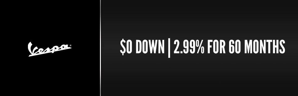 $0 Down | 2.99% Interest Rate