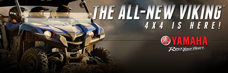 The All-New Viking™ 4x4 Is Here!