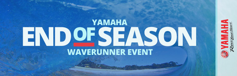 End of Season WaveRunner Event