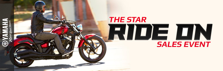 The Star Ride On Sales Event