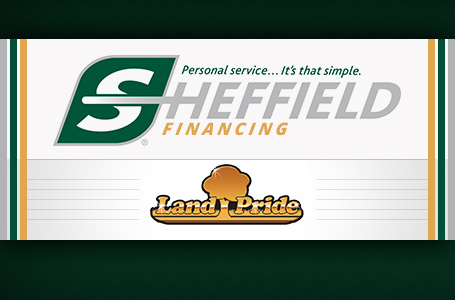 Land Pride (Sheffield Financing)