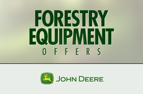 Forestry Equipment Offers