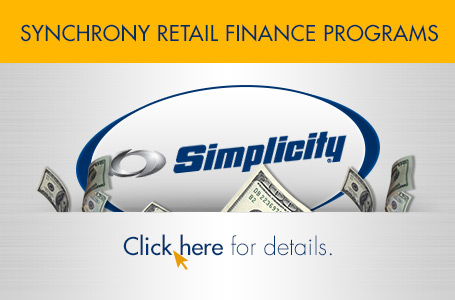 Retail Finance Programs-Synchrony
