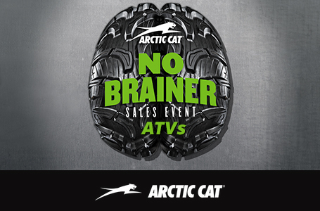 No Brainer Sales Event (ATV)