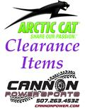 Arctic Cat Clearance Items