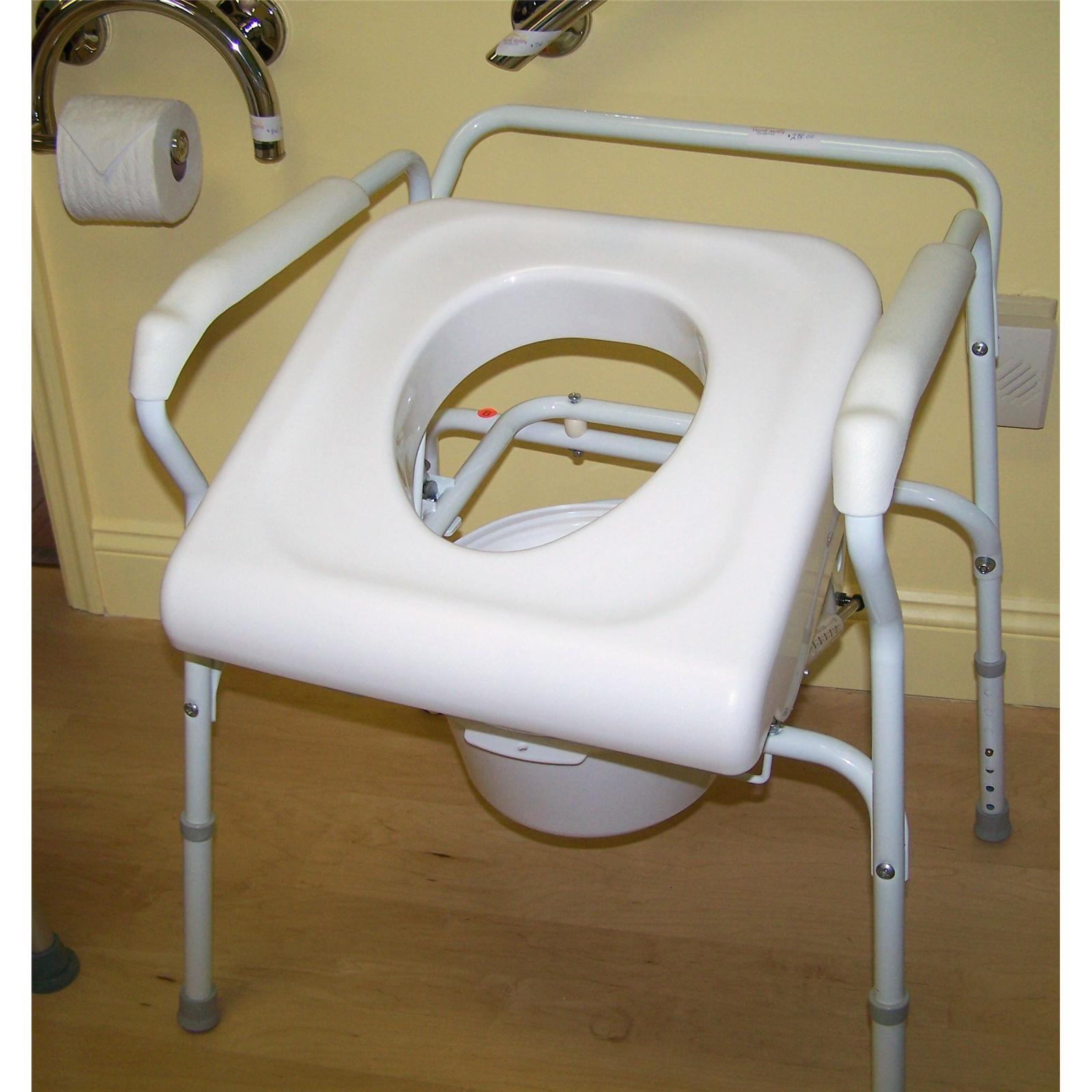 Commode or over Toilet Lift Seat for sale in Jacksonville, FL ...
