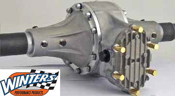 Winters 7 Quick Change Toyota Tube Rear End For Sale In East