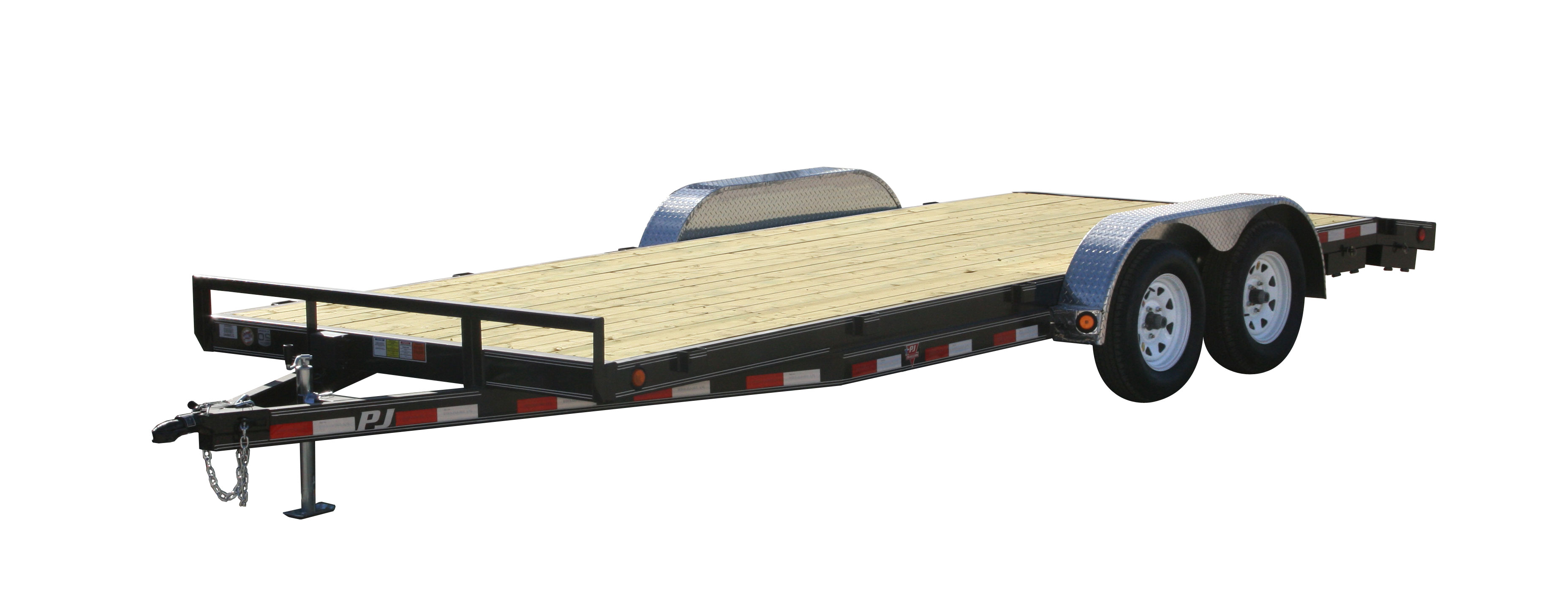 Pj Trailers 2018 5 Channel Carhauler C5 For Sale In South