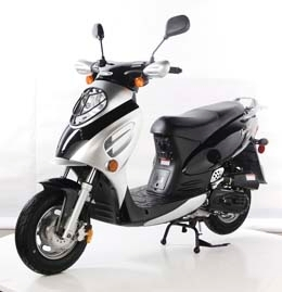 3c0c7d63a8e80 TAO TAO 2017 TAOTAO VIP 50CC SCOOTER BLACK for sale in Paducah