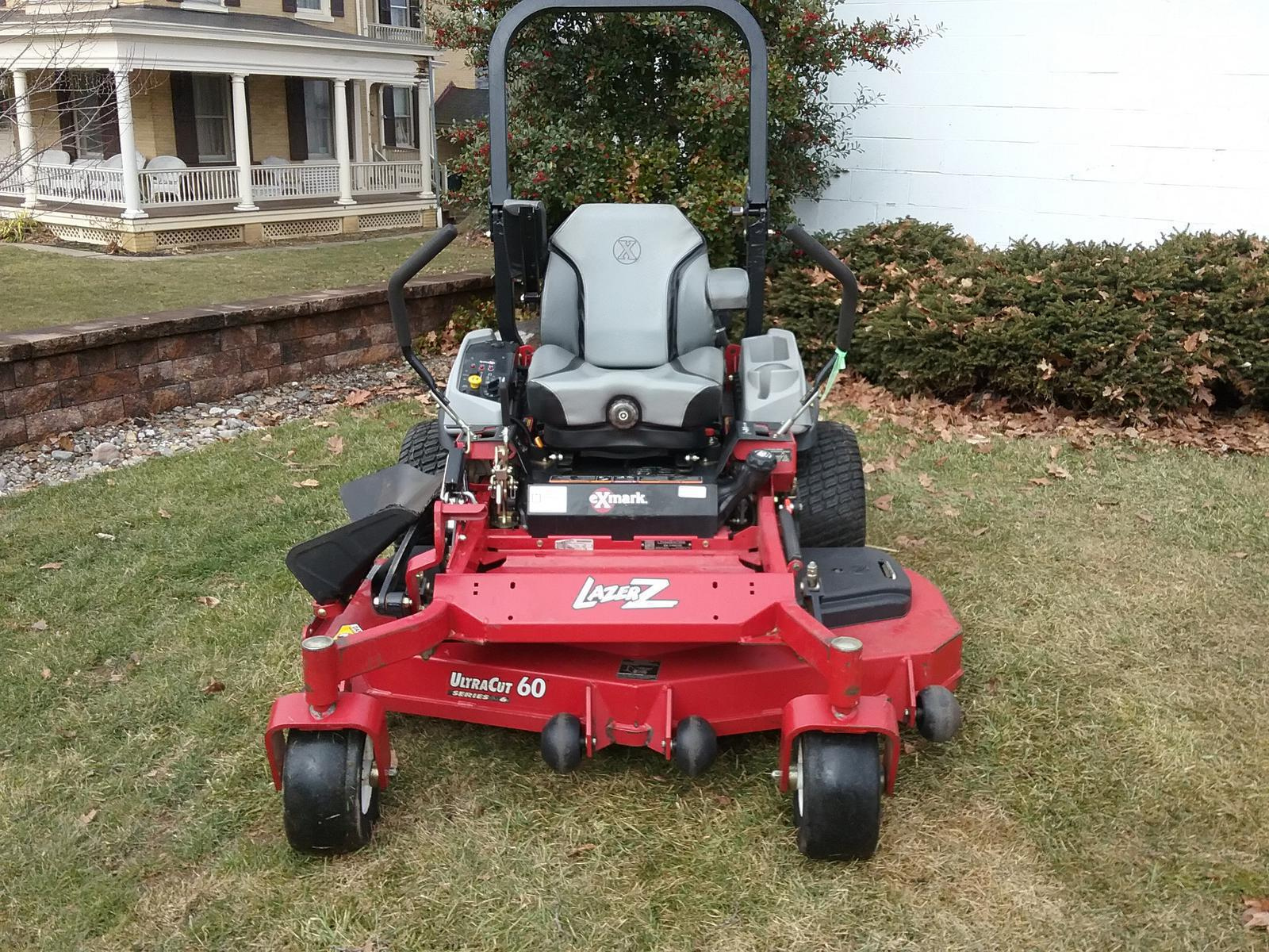 Inventory from Exmark and Walker Mowers Ebling's & RS Hollinger