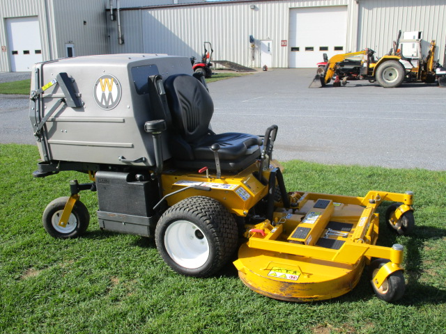 2017 Walker Mowers MT25i