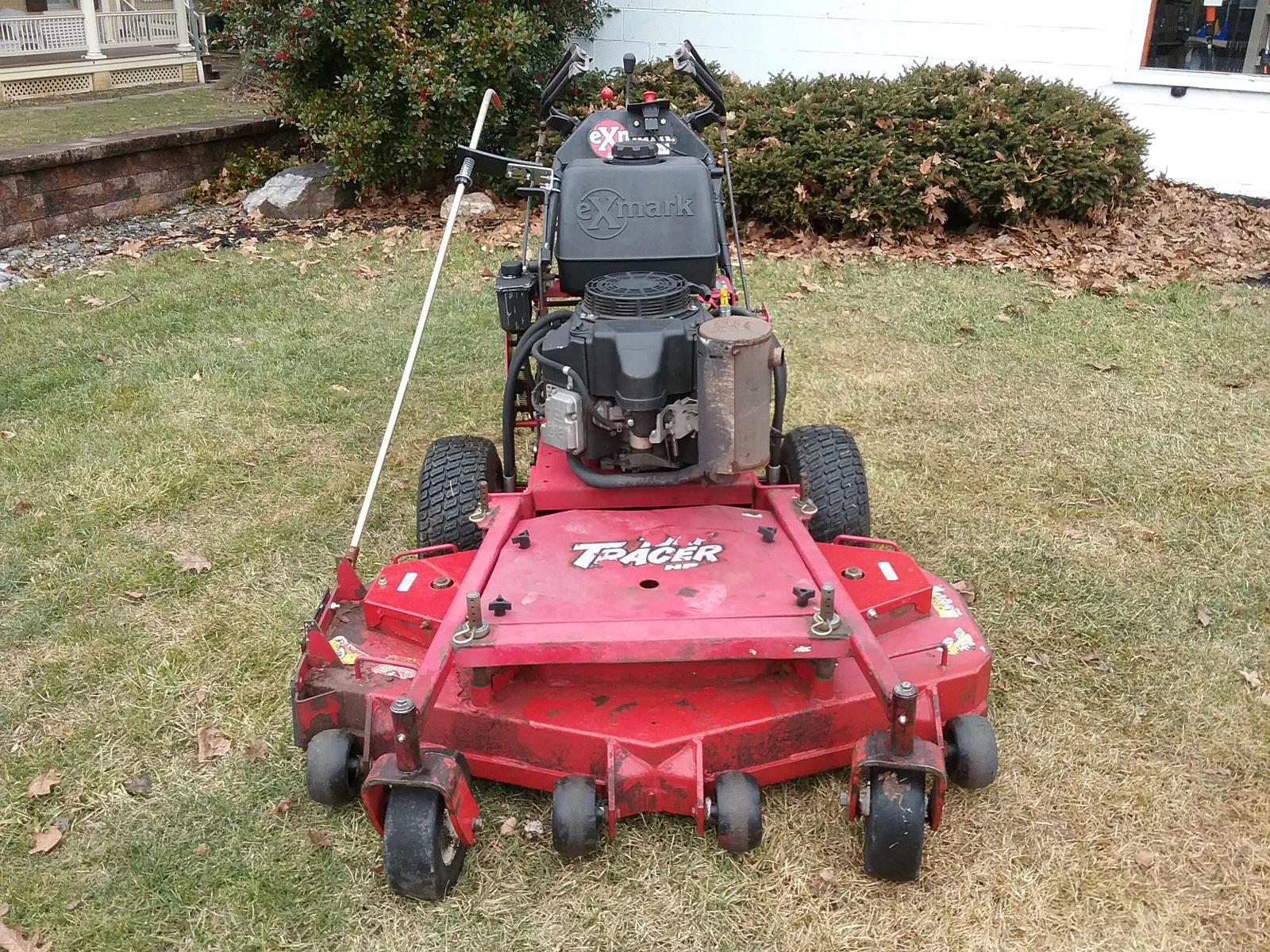 Inventory From Exmark And Walker Mowers Ebling S R S Hollinger