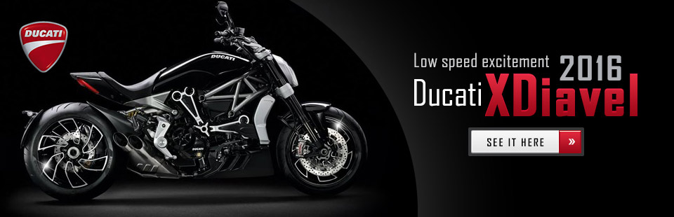 2016 Ducati XDiavel: Click here for details!