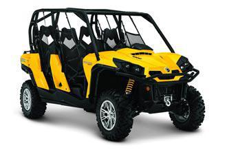2014 All terrain Can-Am Commander