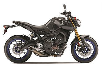 Quick and Nimble 2014 Yamaha FZ-09