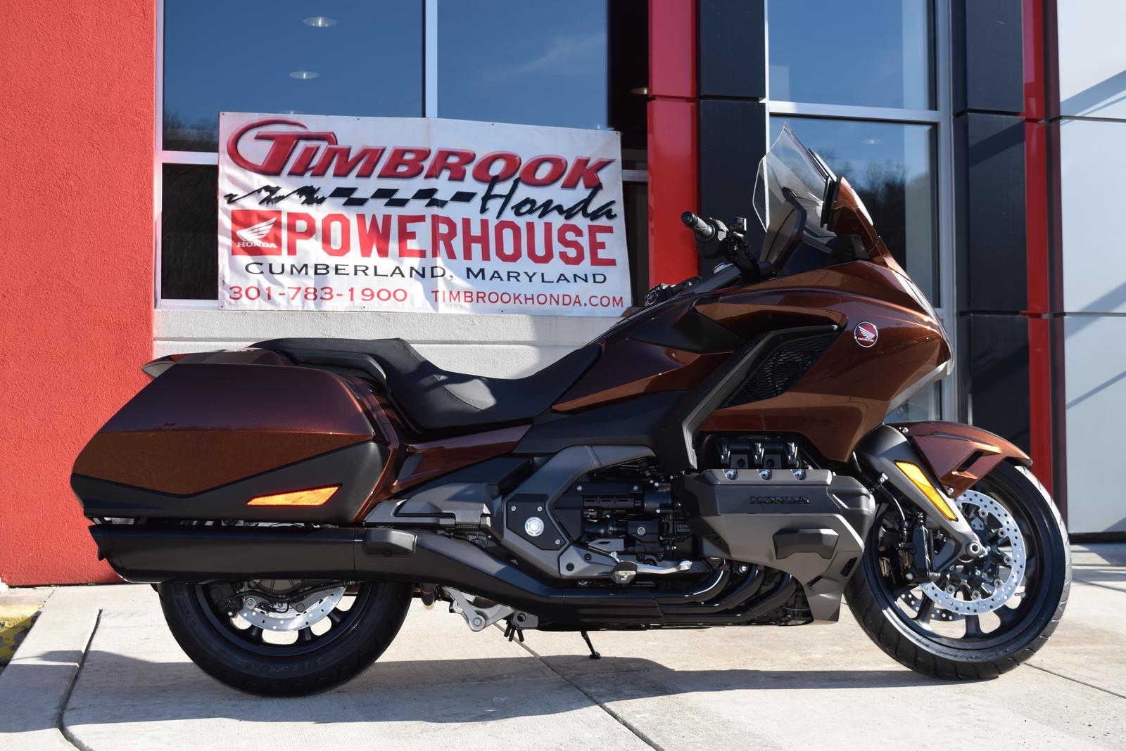 2018 Honda Gold Wing Dct For Sale In Cumberland Md Timbrook Heated Grips Goldwing Wiring Diagram 062