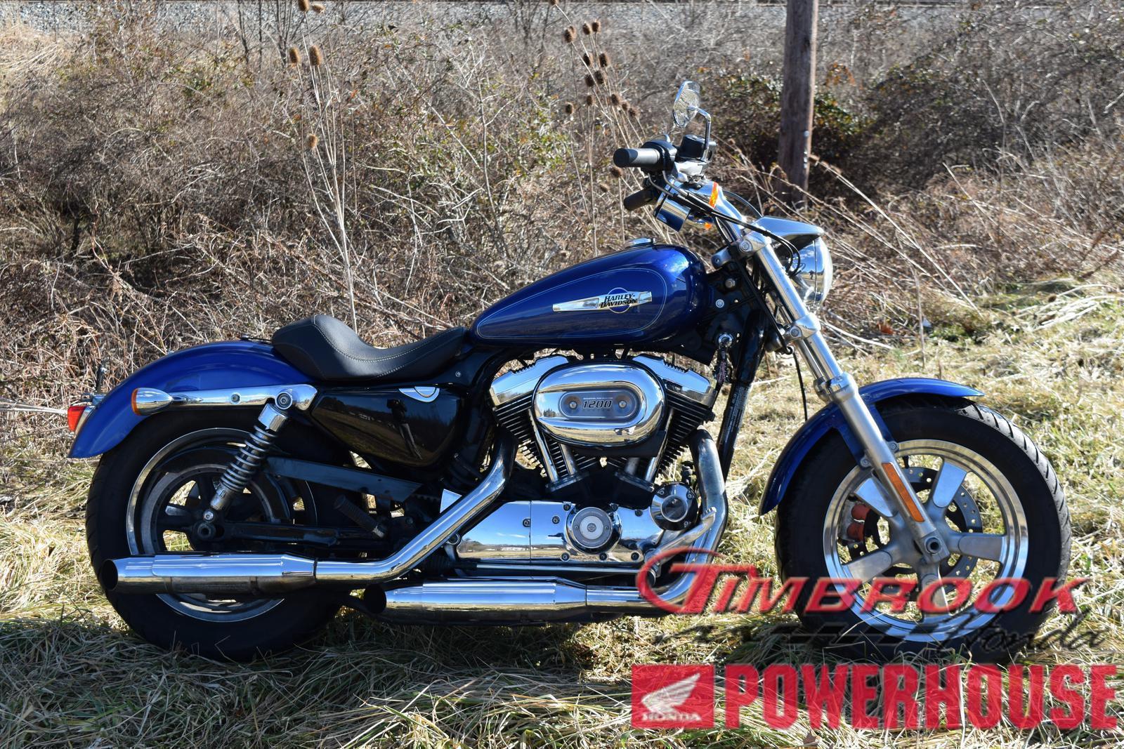 2015 Harley-Davidson® XL1200C - SPORTSTER