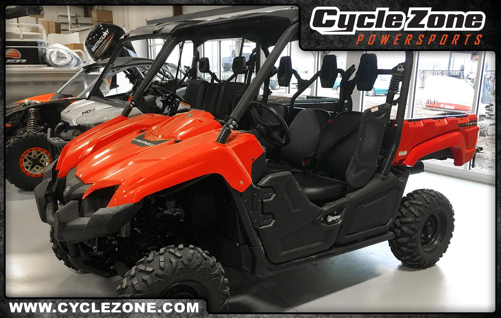 2019 Yamaha Viking EPS