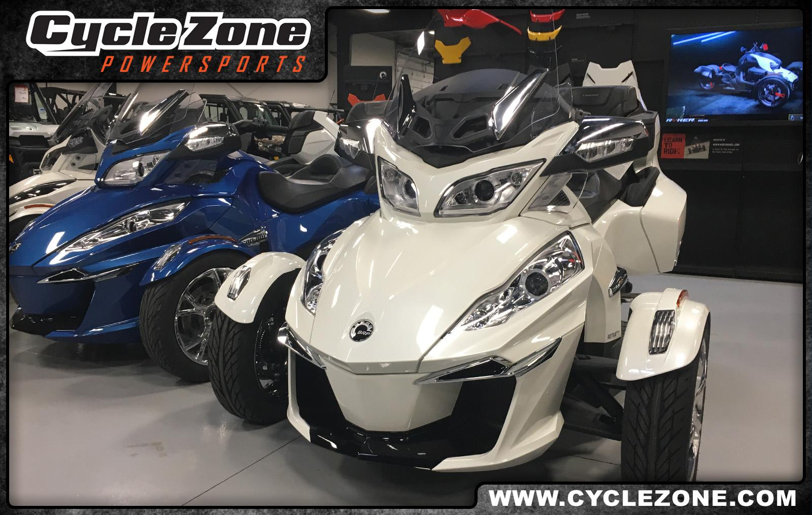 2019 can-am spyder� rt limited se6 - chrome edition
