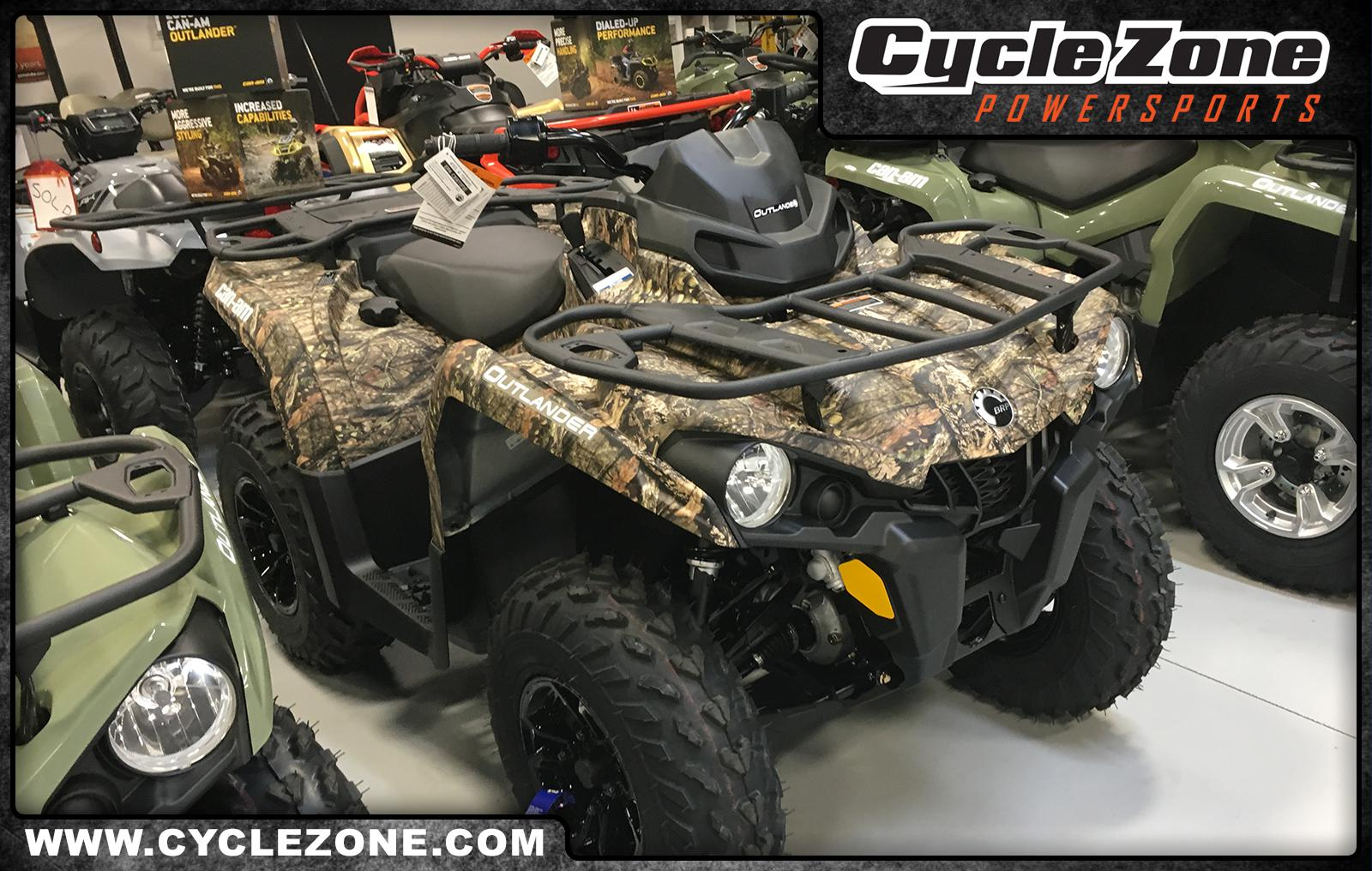 2019 can-am outlander� dps� 450 - break-up country camo�