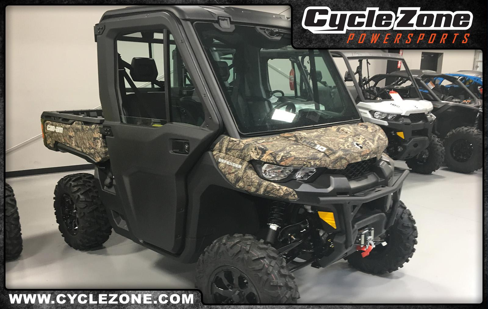 2019 can-am defender xt� cab hd10 - break-up country camo�