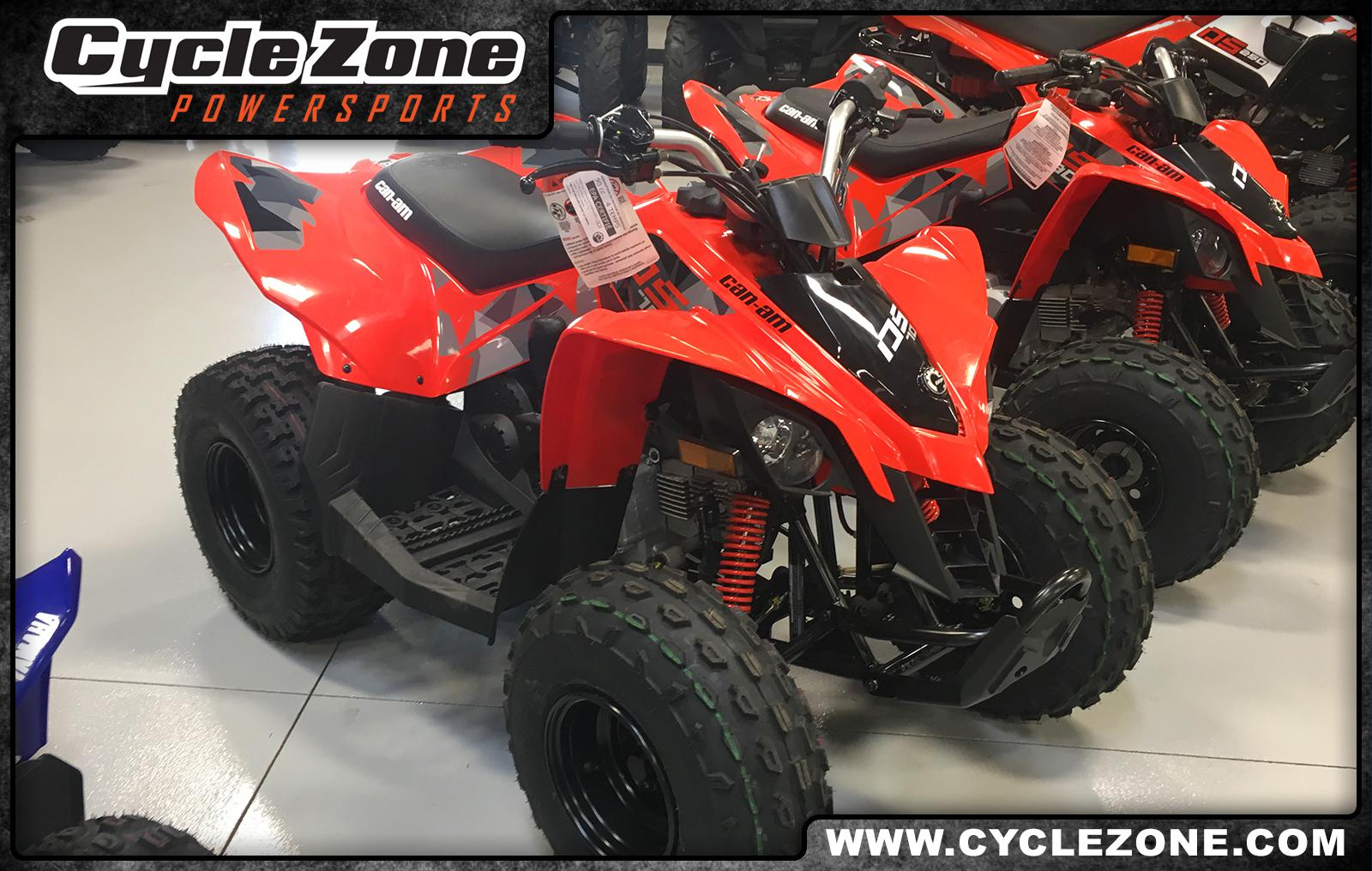 2020 can-am ds 90�