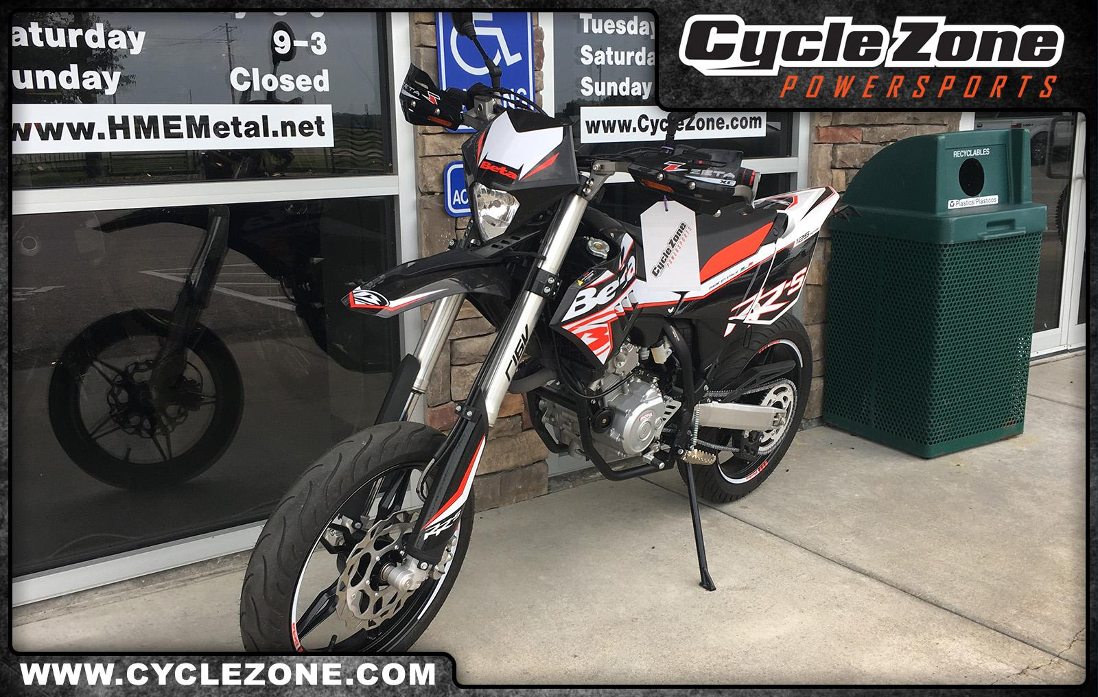2018 beta motorcycles 125 rr 2-stroke