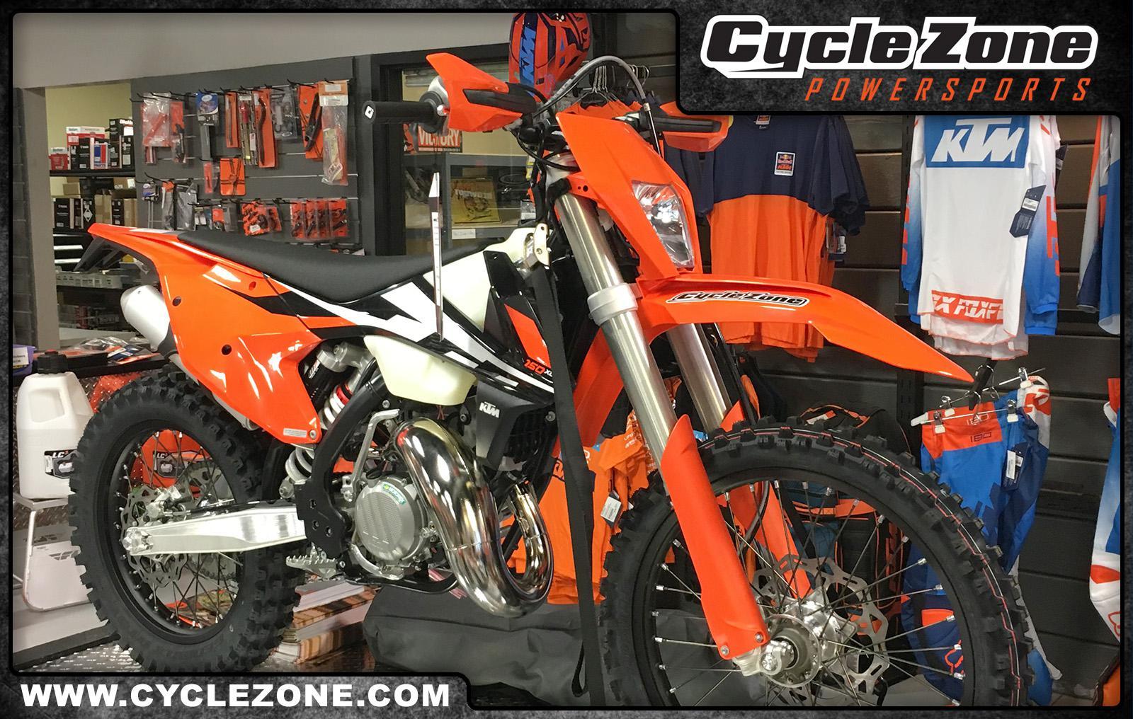 2017 ktm 150 xc-w for sale in topeka, ks | cycle zone powersports