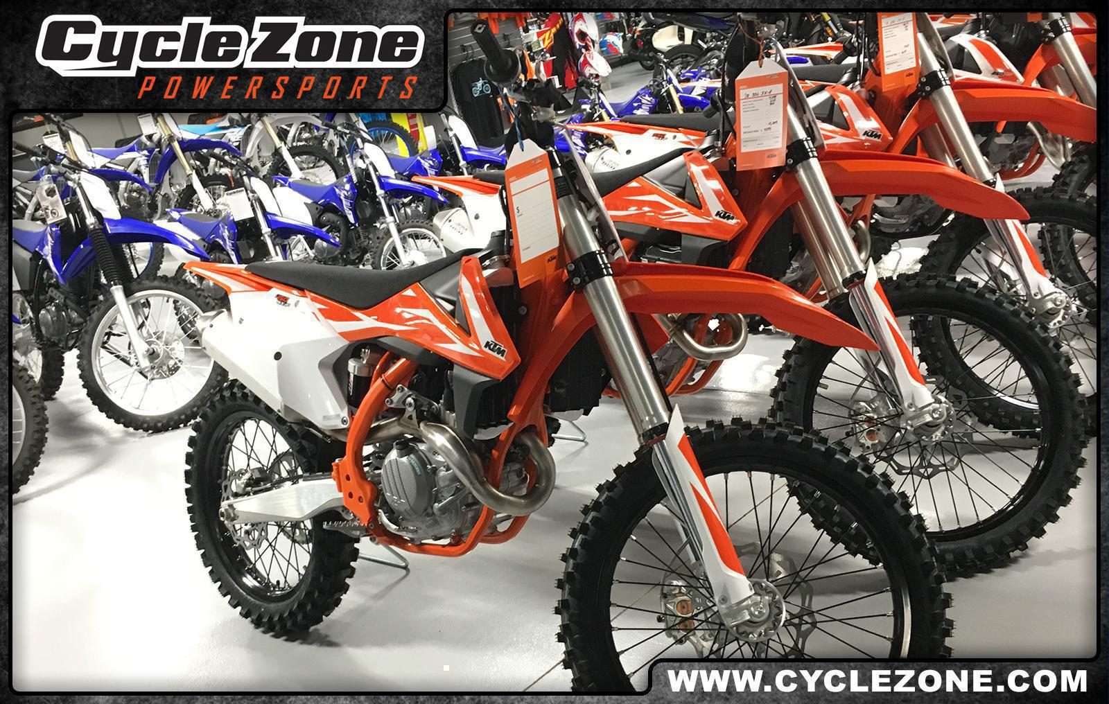 2018 ktm 450 xcf. modren xcf 2018 ktm 450 sxf for sale in topeka ks  cycle zone powersports 866  8437433 inside ktm xcf