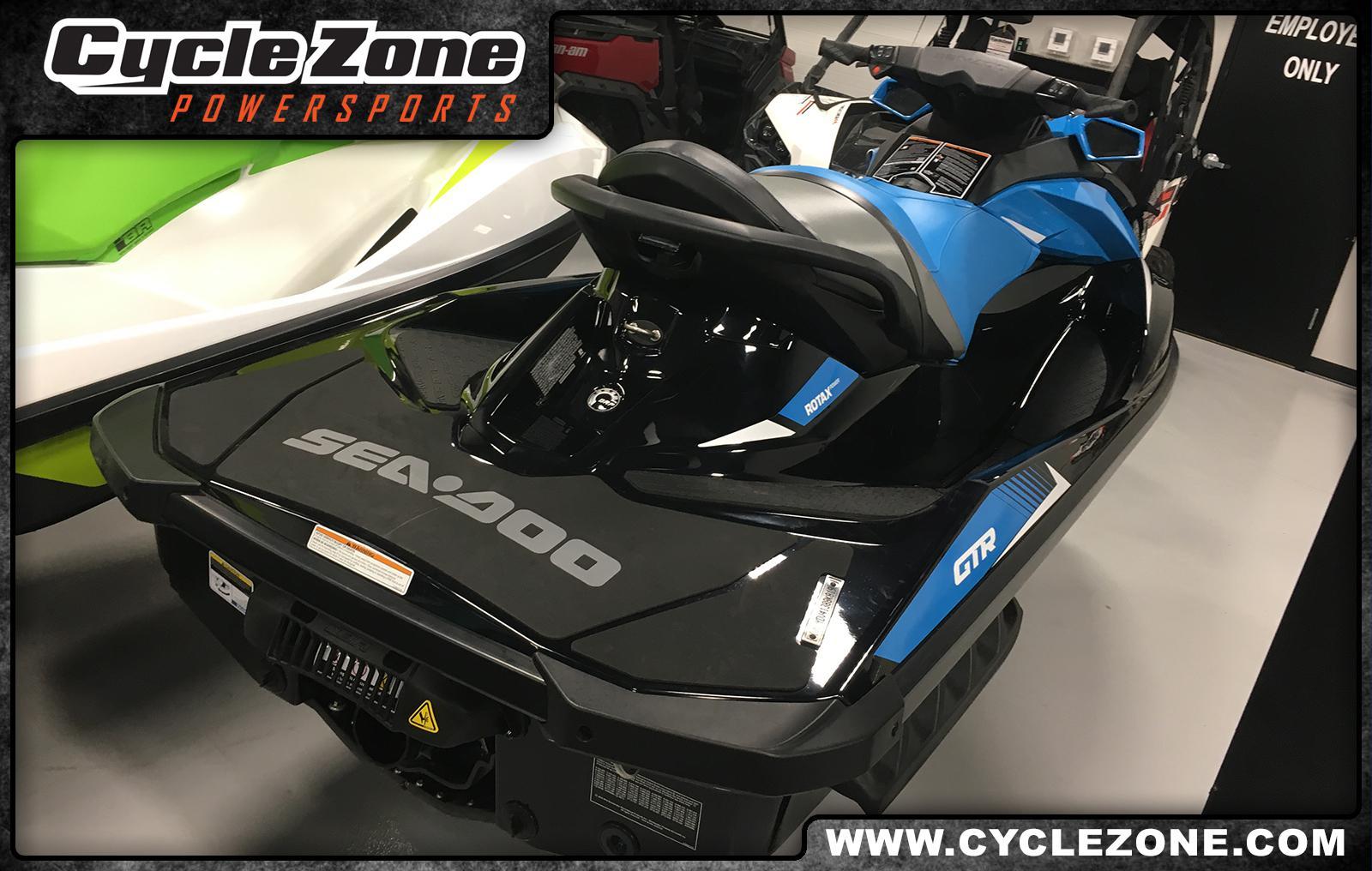 2019 Sea-Doo GTR™ 230 Rotax® 1500 HO ACE™