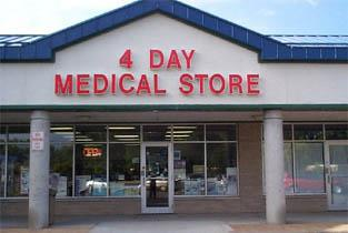 4 Day Medical Store