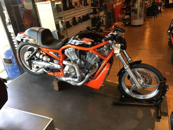 2006 Harley-Davidson® CVO V-ROD DESTROYER for sale in East Brunswick ...