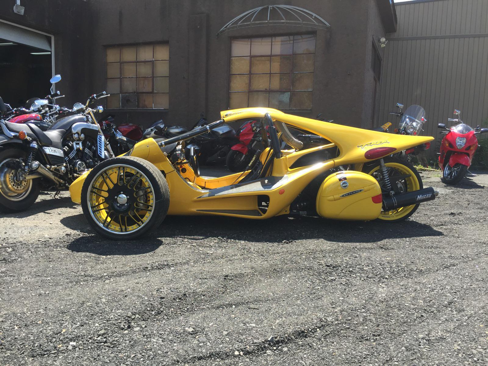 Used T-Rex Motorcycle For Sale >> 2003 Campagna T Rex