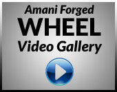 Amani Forged Wheel Video Gallery