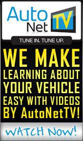 We make learning about your vehicle easy with videos by AutoNet TV!
