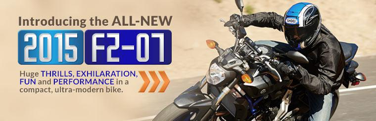 Introducing the all-new 2015 Yamaha FZ-07! Click here to check it out.