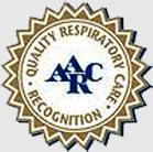 AARC Quality Respiratory Care Recognition